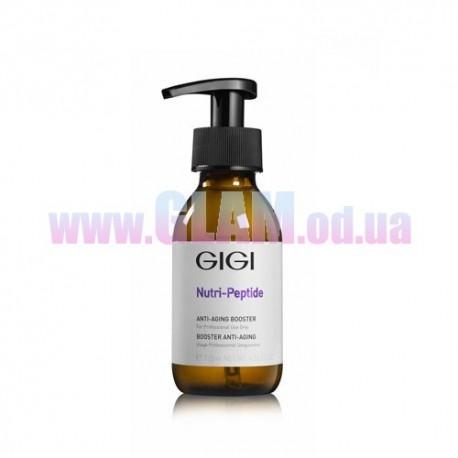 GiGi Nutri-Peptide Anti-Aging Booster - предотвращающий старение бустер-сыворотка