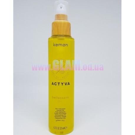 Kemon Actyva Bellessere Oil - нектар красоты для волос