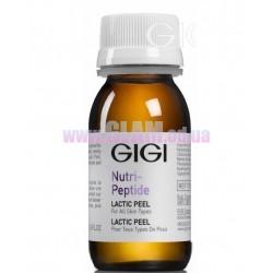 GiGi Nutri-Peptide Lactic Peel - Пилинг с молочной кислотой