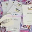 KLAPP A Classic Hydrogel Eye Patches - патчи под глаза