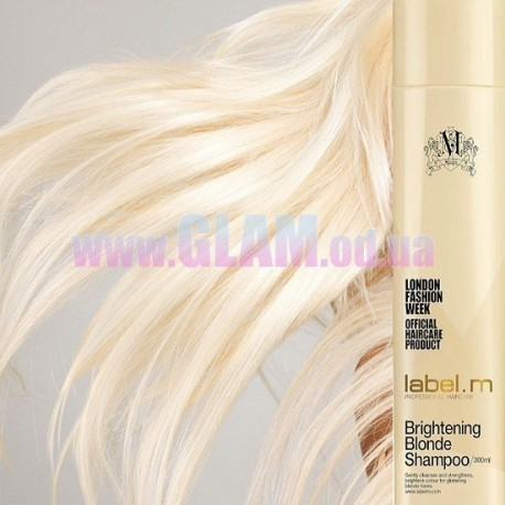 Label.M Brightening Blonde Shampoo -