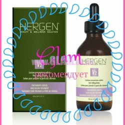 BES Hergen V2 lotion - активный лосьон от выпадения