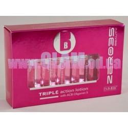 Emmebi Triple action - ампулы для полной реинкарнации волос